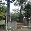 旧加賀藩前田家の墓所を公園として開設