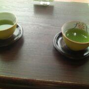 八女茶のお店です