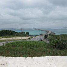 海の駅2Fからの眺め