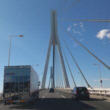 鶴見つばさ橋