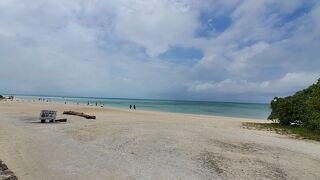いいビーチ