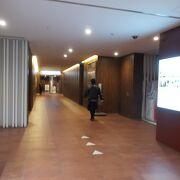 歌舞伎座タワーの5階にあります。