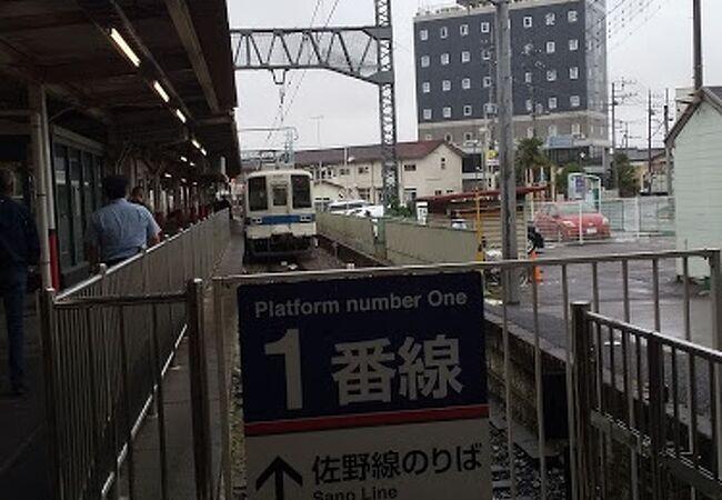 東武佐野線