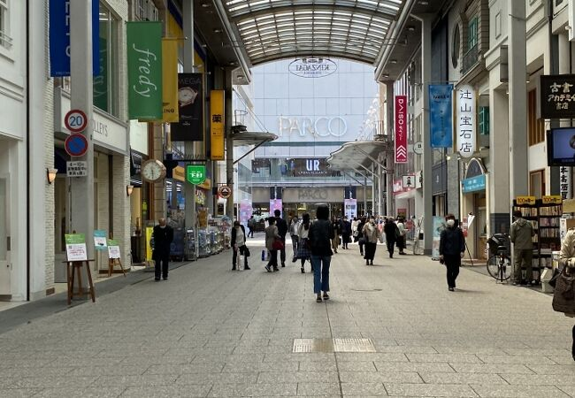 広島金座街商店街
