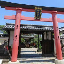 御霊神社(奈良県奈良市)