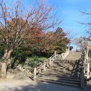 桜の名所として有名