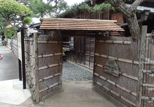 旧島崎藤村邸