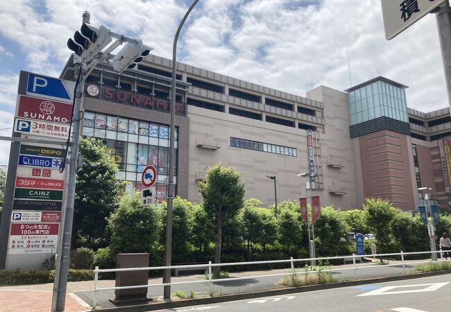 南砂町ショッピングセンター SUNAMO