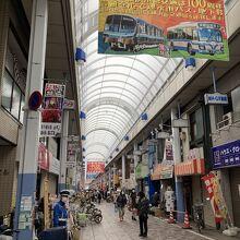 横浜橋通商店街