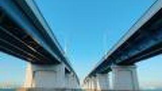 琵琶湖大橋の凄い写真が撮れるスポット!!