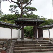 地福寺山門