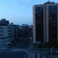 部屋からの眺望はシティービュー