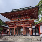 神戸を代表する神社