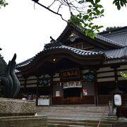 前田利家公と正室お松の方を祀る尾山神社