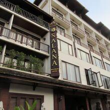 サラナ ブティック ホテル
