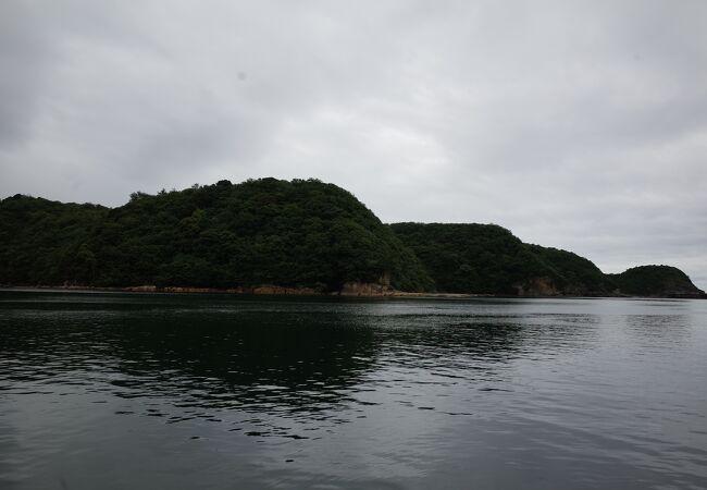 温泉津海岸