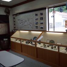 1階の展示