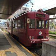 高知駅の南側
