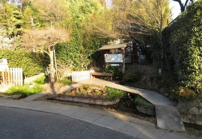 龍源水ホタル公園