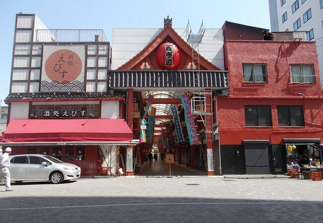 浅草西参道商店街