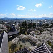 鶴ヶ城の要所