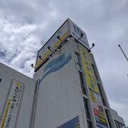 近鉄鳥羽駅前の商業施設