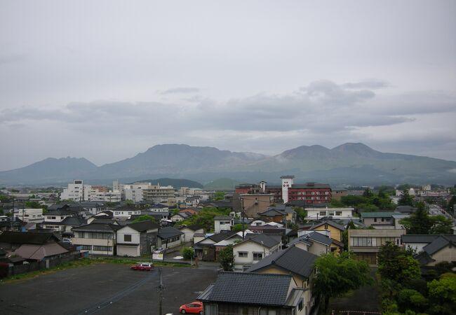 阿蘇観光の宿泊地として利用しました