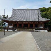 醍醐寺の国宝の本堂