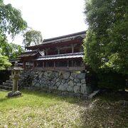 醍醐寺の鎮守社
