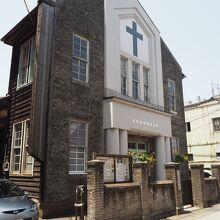 日本キリスト教団長崎教会