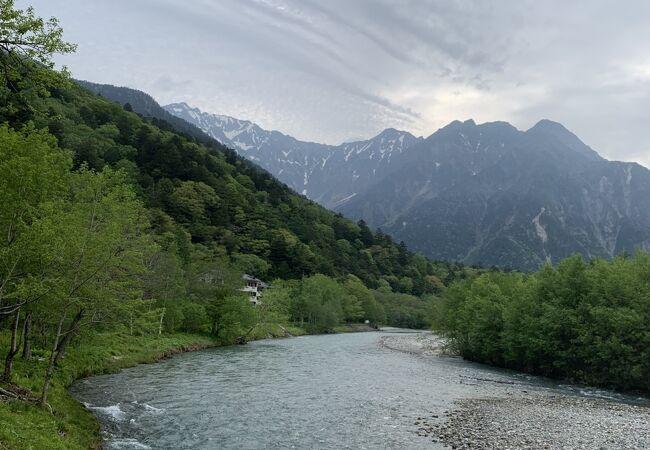 美しすぎる川