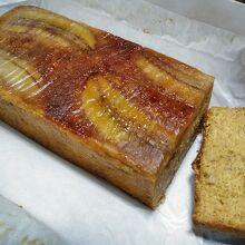 しっとり、ずっしり、バナナの美味しさが凝縮された贅沢な味わい