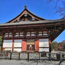 東寺 講堂の立体曼荼羅