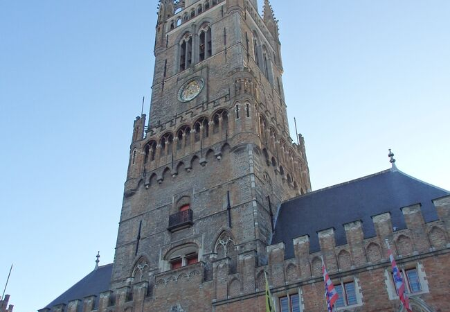 ブルージュの鐘楼