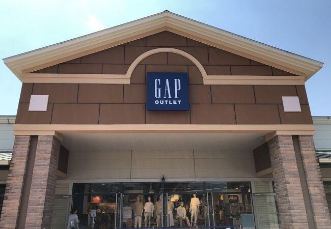 Gap (御殿場プレミアムアウトレット店)