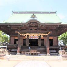 水天宮(福岡県久留米市)