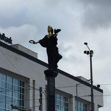 聖ソフィア像