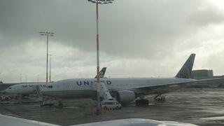 オークランド国際空港 (AKL)