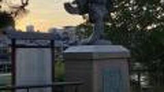出雲の阿国像