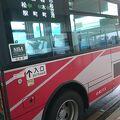 小松空港から小松駅まで