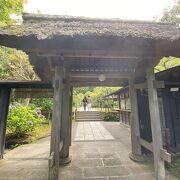 北鎌倉の静かなお寺