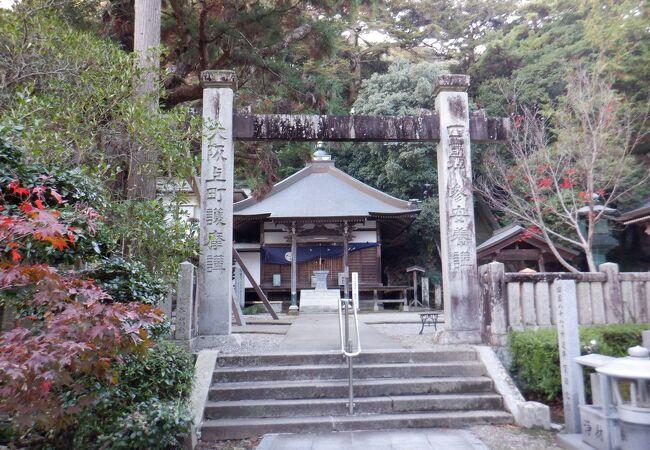 第2番札所極楽寺