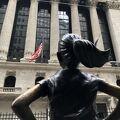 NYSEとFearless Girl