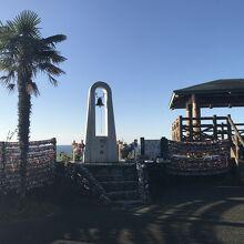 磯笛岬展望台。