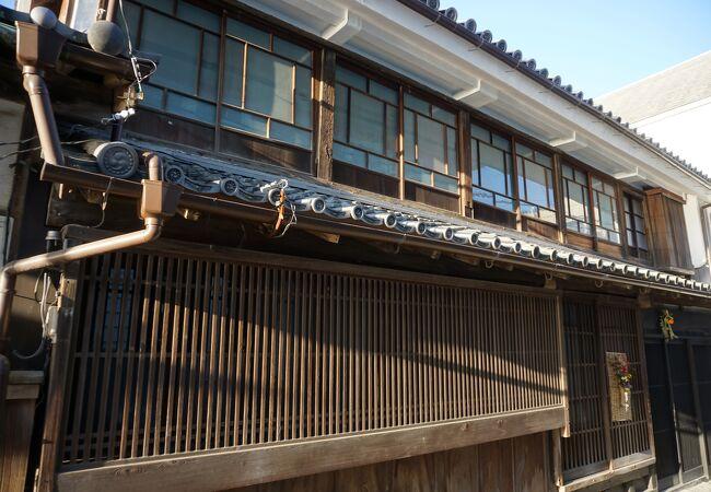 薩摩藩船宿跡 脇屋