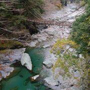 四国で一番おススメの観光スポット「かずら橋」