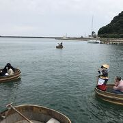 佐渡小木たらい舟 さざえ祭り