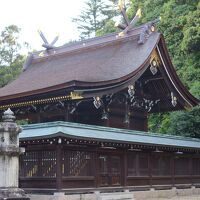 吉備津彦神社 写真