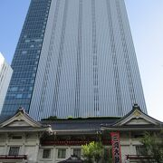 29階建ての高層タワー