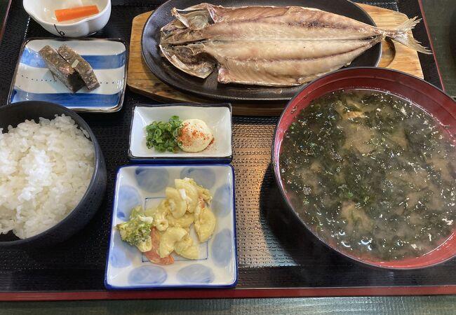 藍ヶ江水産 地魚干物食堂